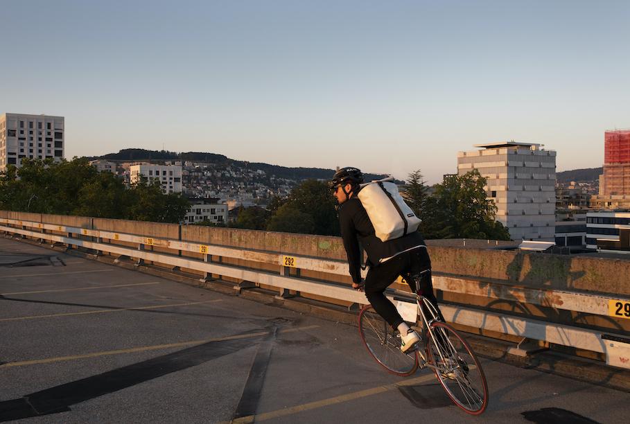 FREITAGが自転車バックパックの無料貸し出しスタート
