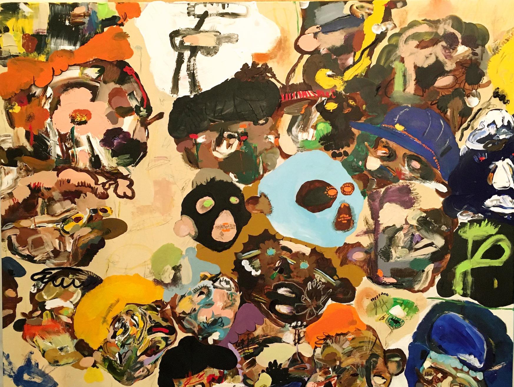 WATOWA gallery、⻄武百貨店とコラボし推薦アーティスト9人による展覧会開催
