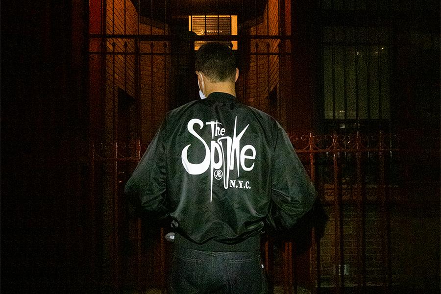 Richardson、80年代NYのバー「The Spike」にオマージュしたコレクション発売