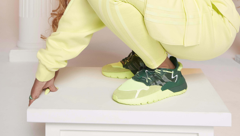 ビヨンセとコラボ第2弾 adidas × IVY PARK、新作アイテム発売