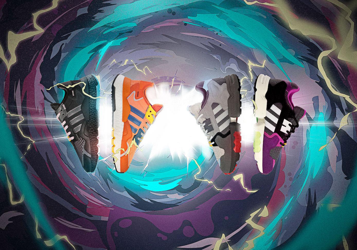 ゲームストリーマーNinjaとコラボ adidas Original新作シューズ発売
