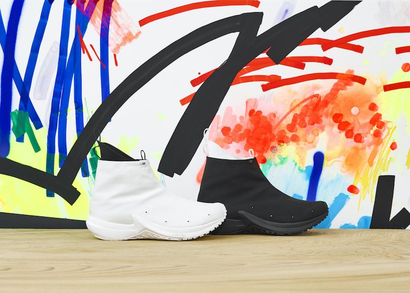 速さ追求した新素材 TDS New Balanceから足袋シューズ発売