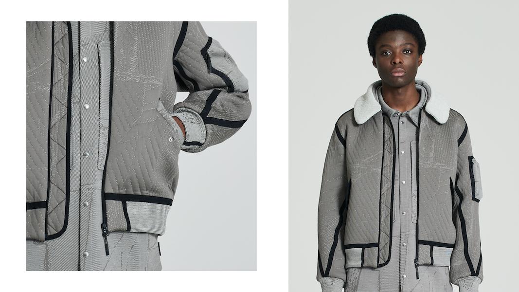 新スタイルを導入 BYBORREとThe Woolmark Companyによるコラボアイテム発売