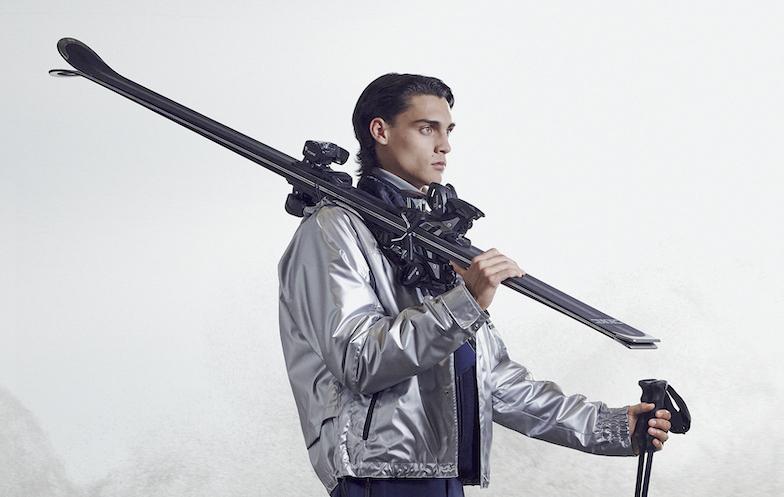 ウィンタースポーツにラグジュアリーを DIOR初のスキーコレクション発売
