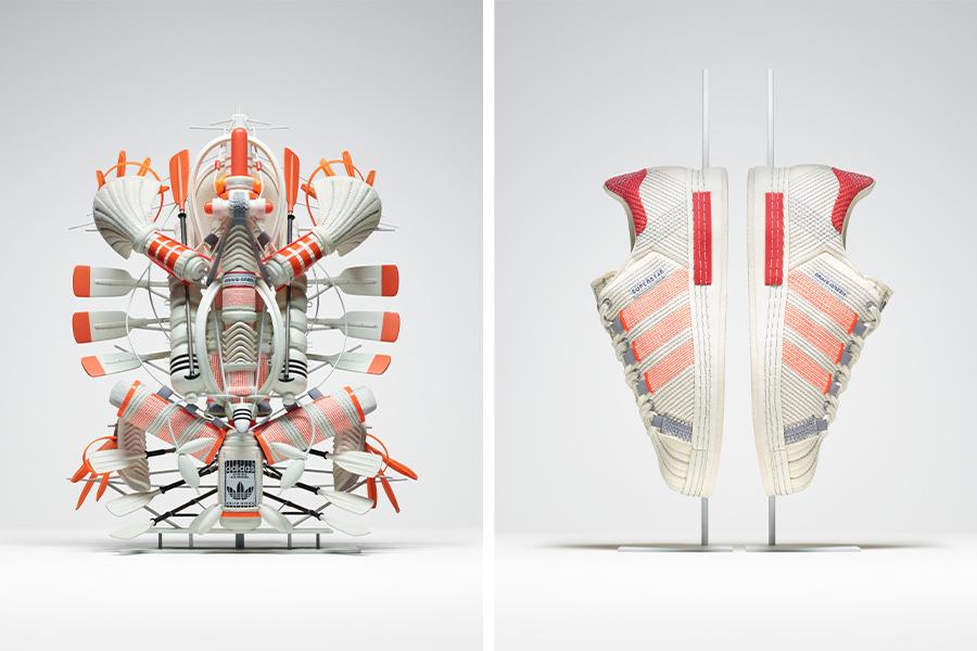 adidas Originals by Craig Green、セカンドシーズン発売 Superstarに焦点