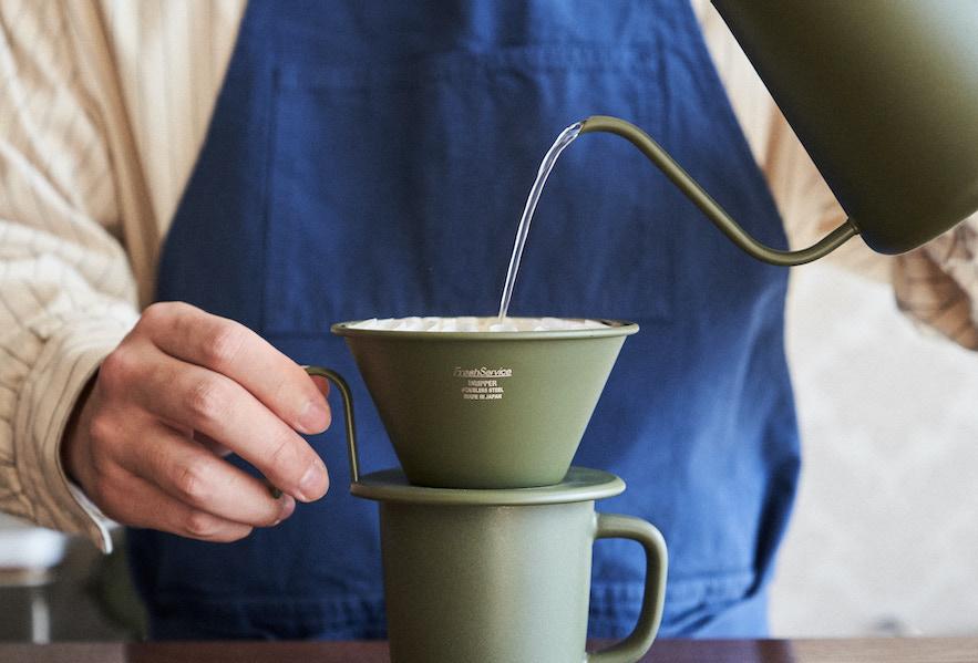 FreshServiceが新作コーヒー器具発売