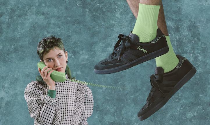 90年代のジョナ・ヒルに焦点 adidas Originalsコラボコレクション発売