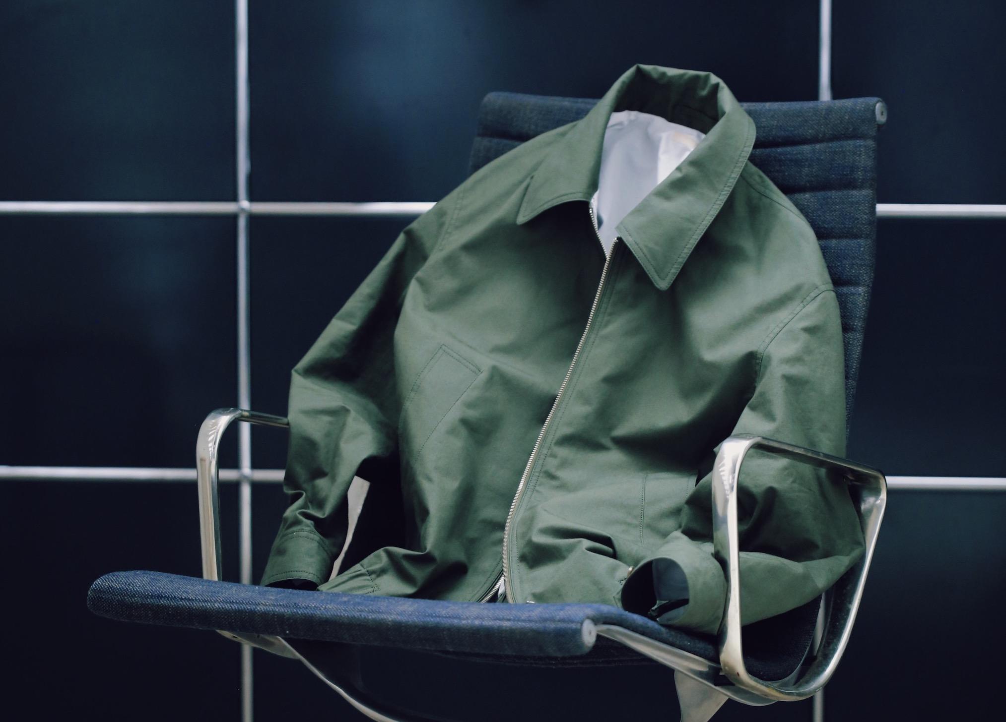 ULTERIOR別注ハリントンジャケット復刻発売