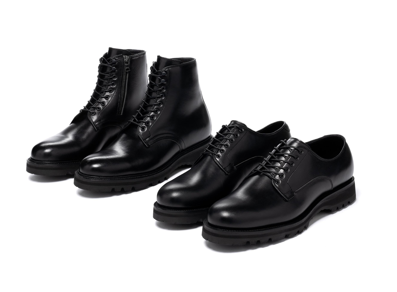 HAVEN、老舗ブーツメーカーと新作シューズ発売