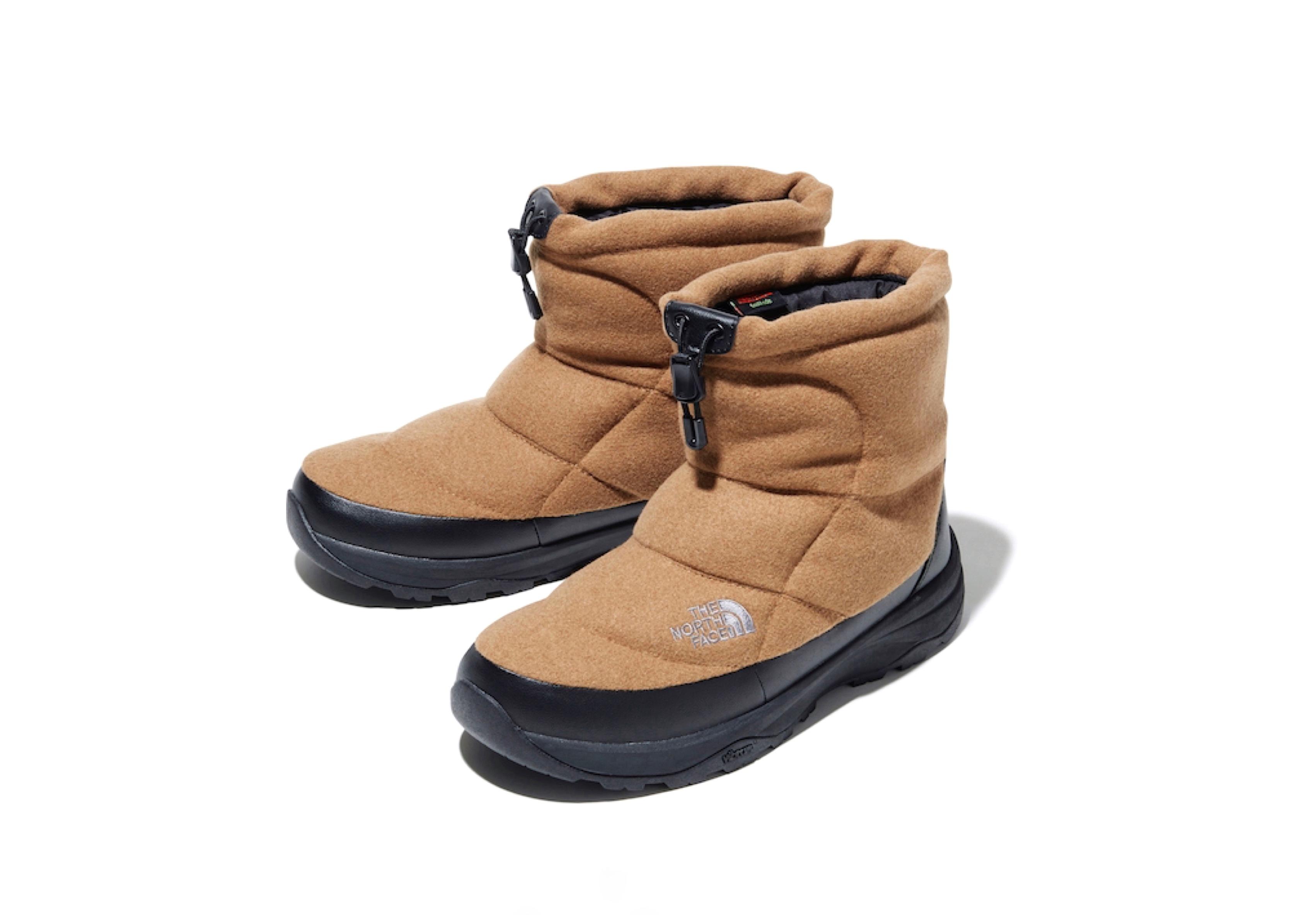THE NORTH FACE、機能性防寒ブーツコレクション発売 新作も追加