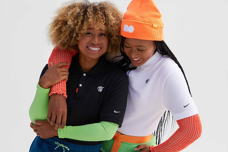 Nike、大坂なおみのカプセルコレクション発売 ルーツの3カ国をフィーチャー