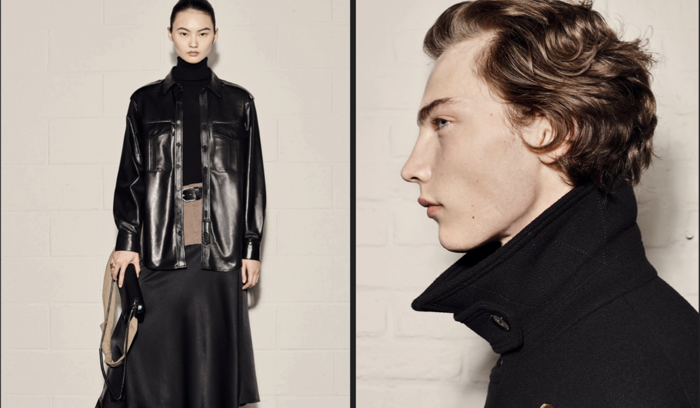 Zara SRPLS、高級感漂う新作フォールコレクション