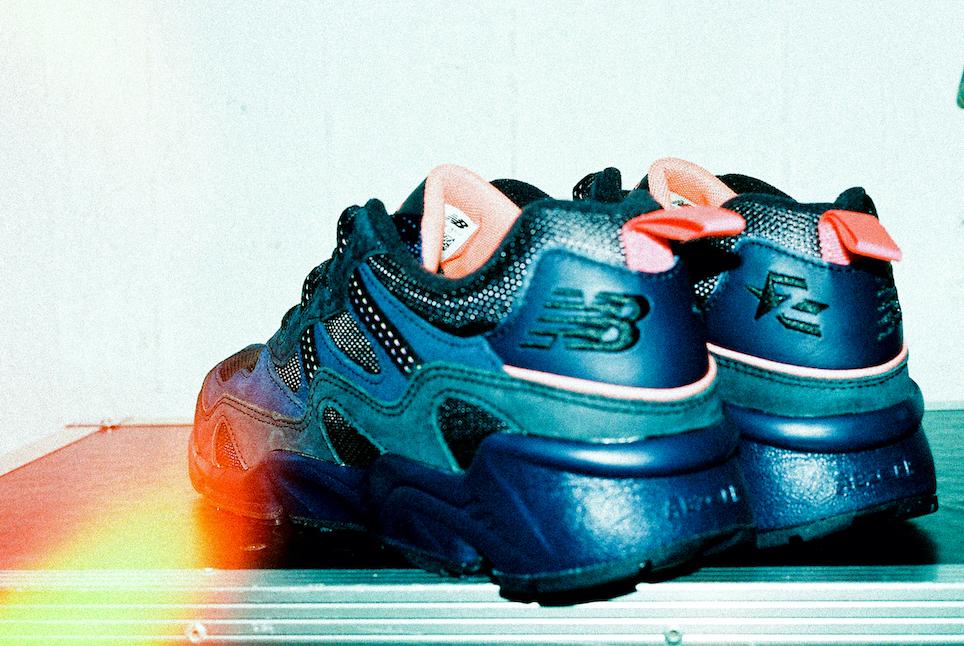 STUDIO SEVEN×NB×mita sneakers第2弾、ML850ダークネイビー発売