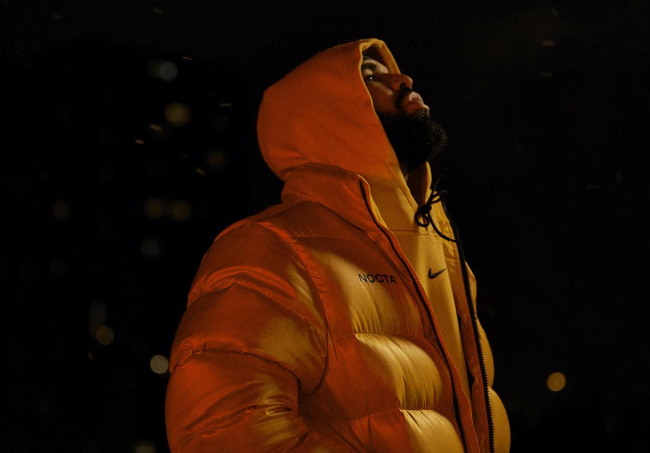 ドレイク、Nikeとの夢のコラボを語る サブレーベル「NOCTA」立ち上げ