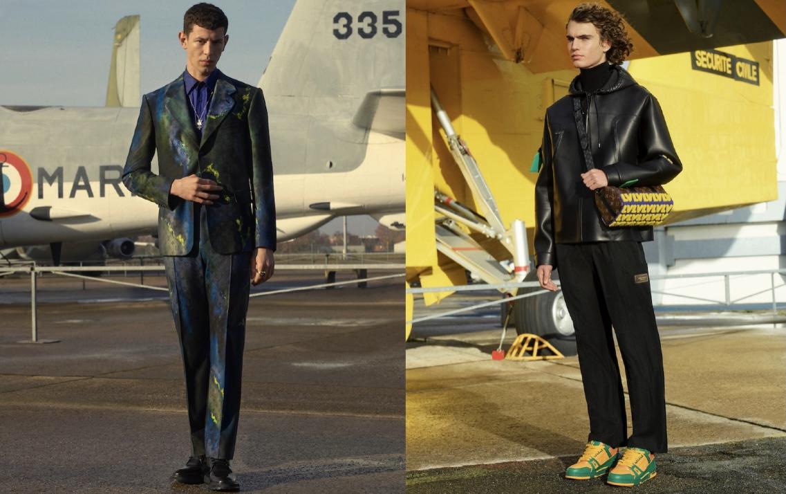 ニューノーマルと既存概念の適合 Louis Vuitton2021年秋冬メンズ・プレコレクション発表