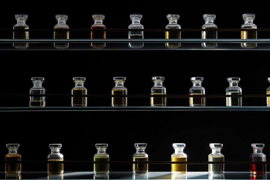 Louis Vuittonと作る、世界に一つだけの香り