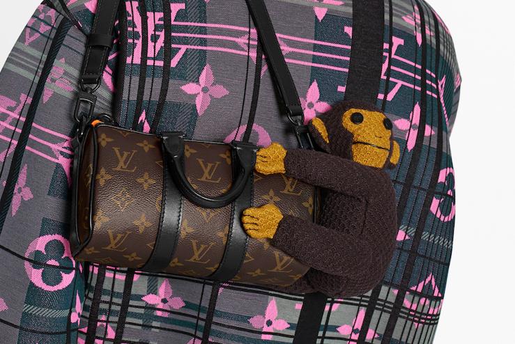 Louis Vuitton、新ダミエ・パターンによるXSサイズバッグ発売