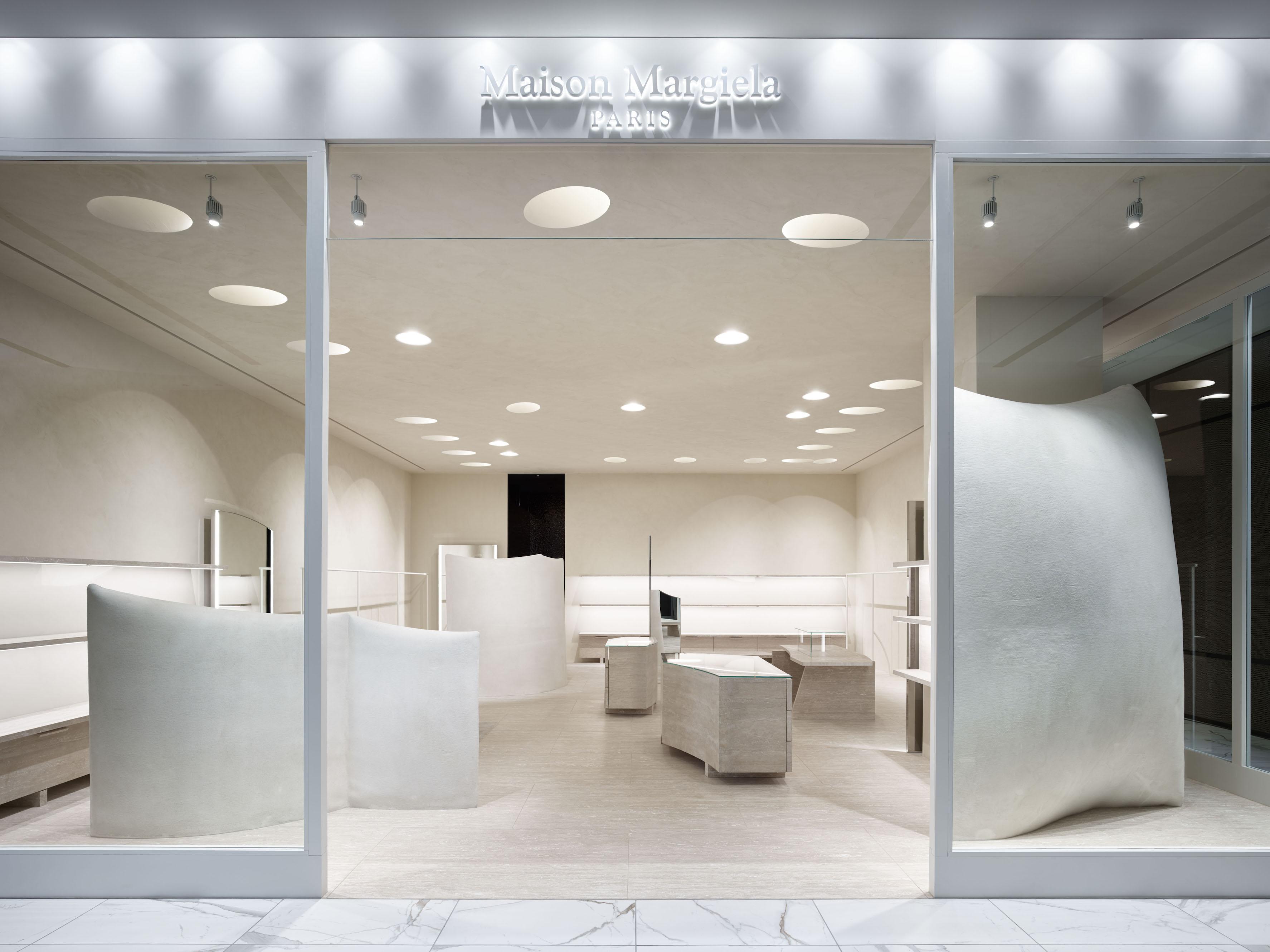 Maison Margiela日本初・新コンセプトの旗艦店オープン