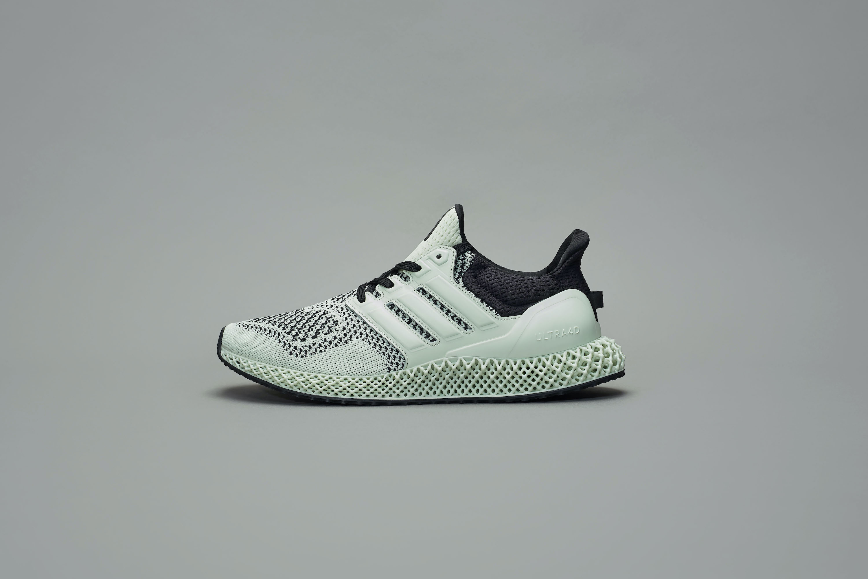 adidas Ultra4Dを抹茶カラーに Sneakersnstuff新色シューズ発売