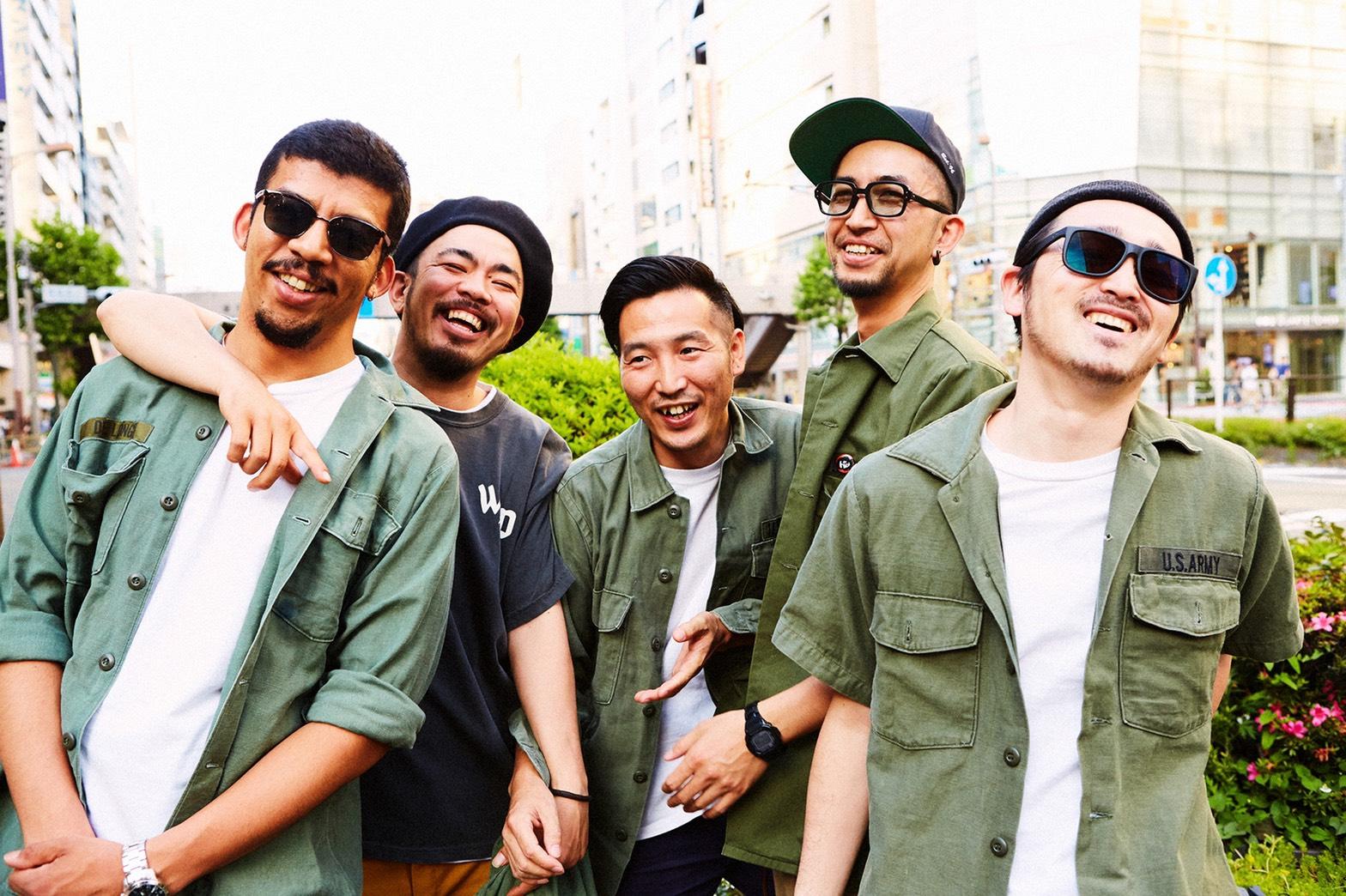 インストバンドSAIRUが2021年に向け加速 過去の楽曲など配信開始