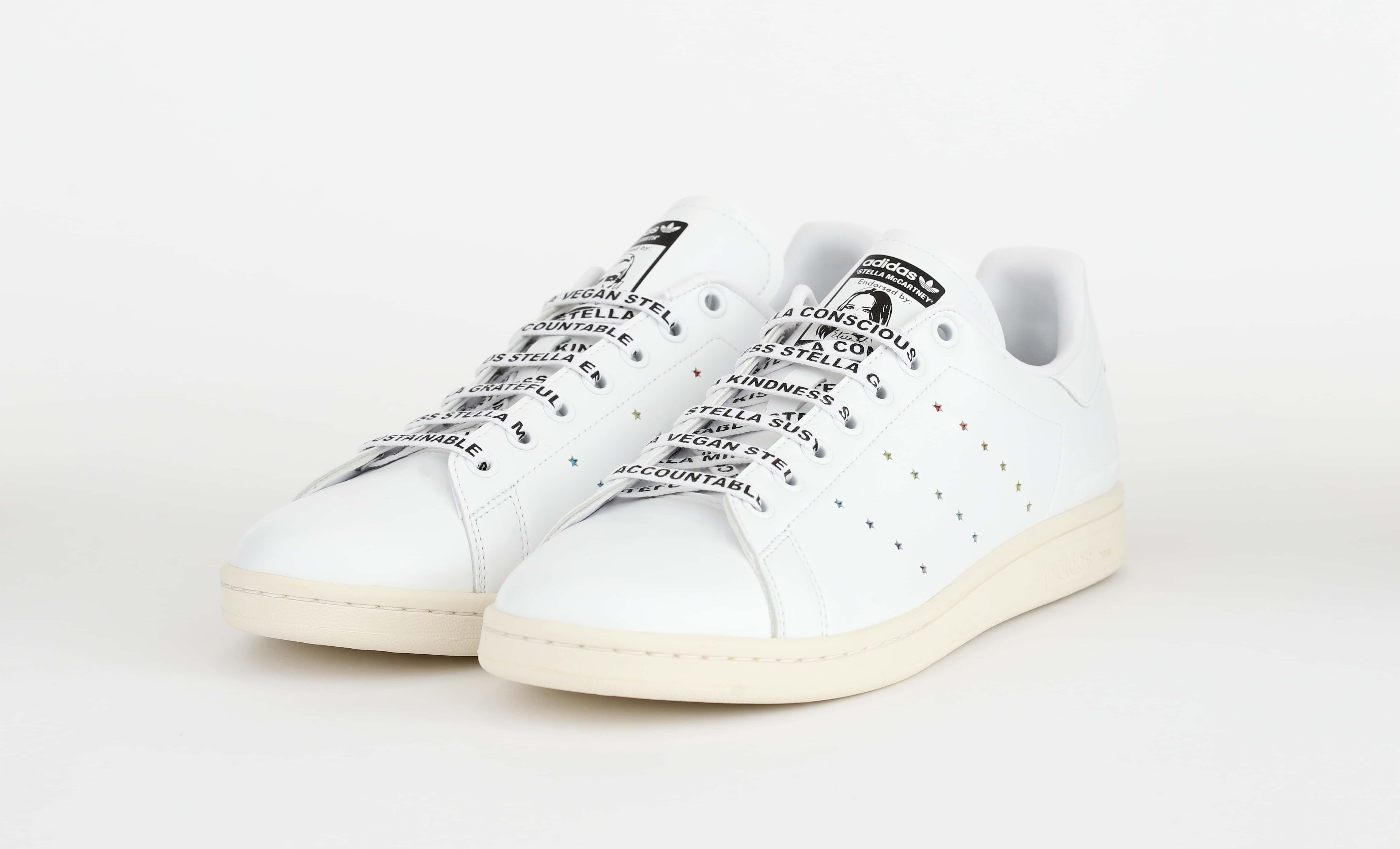 Stella McCartneyアーティスト7人とチャリティーTシャツ発売 adidasとのコラボアイテムも
