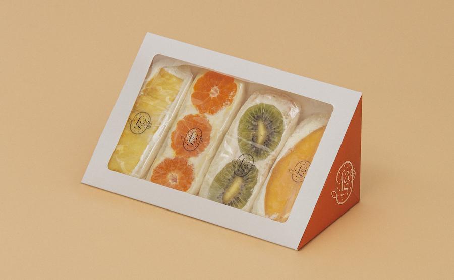 食品ロスも考慮 日本初ヴィーガンフルーツサンド専門店fruits and seasonオープン