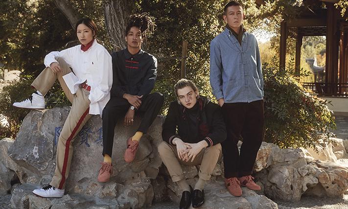 CLOT×Ralph Lauren、リミテッドコレクション発表 三越伊勢丹で限定発売