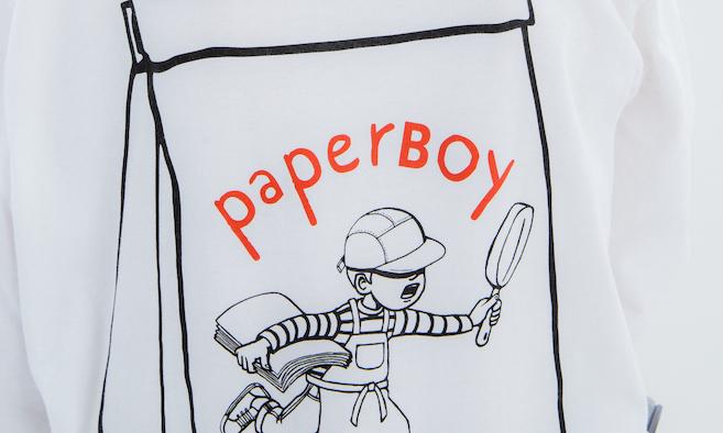 BEAMS×PAPERBOY第4弾発売 NEEDLESやClarksとのコラボアイテムも
