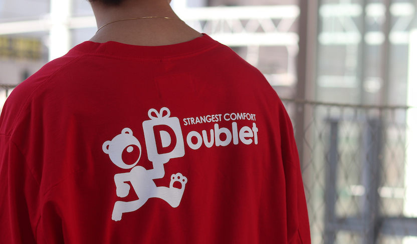 WISM×doublet、毎年恒例コラボアイテム発売