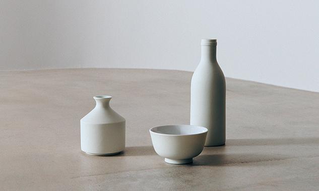 YOKE、画家ジョルジョ・モランディに着想を得た有田焼を発売