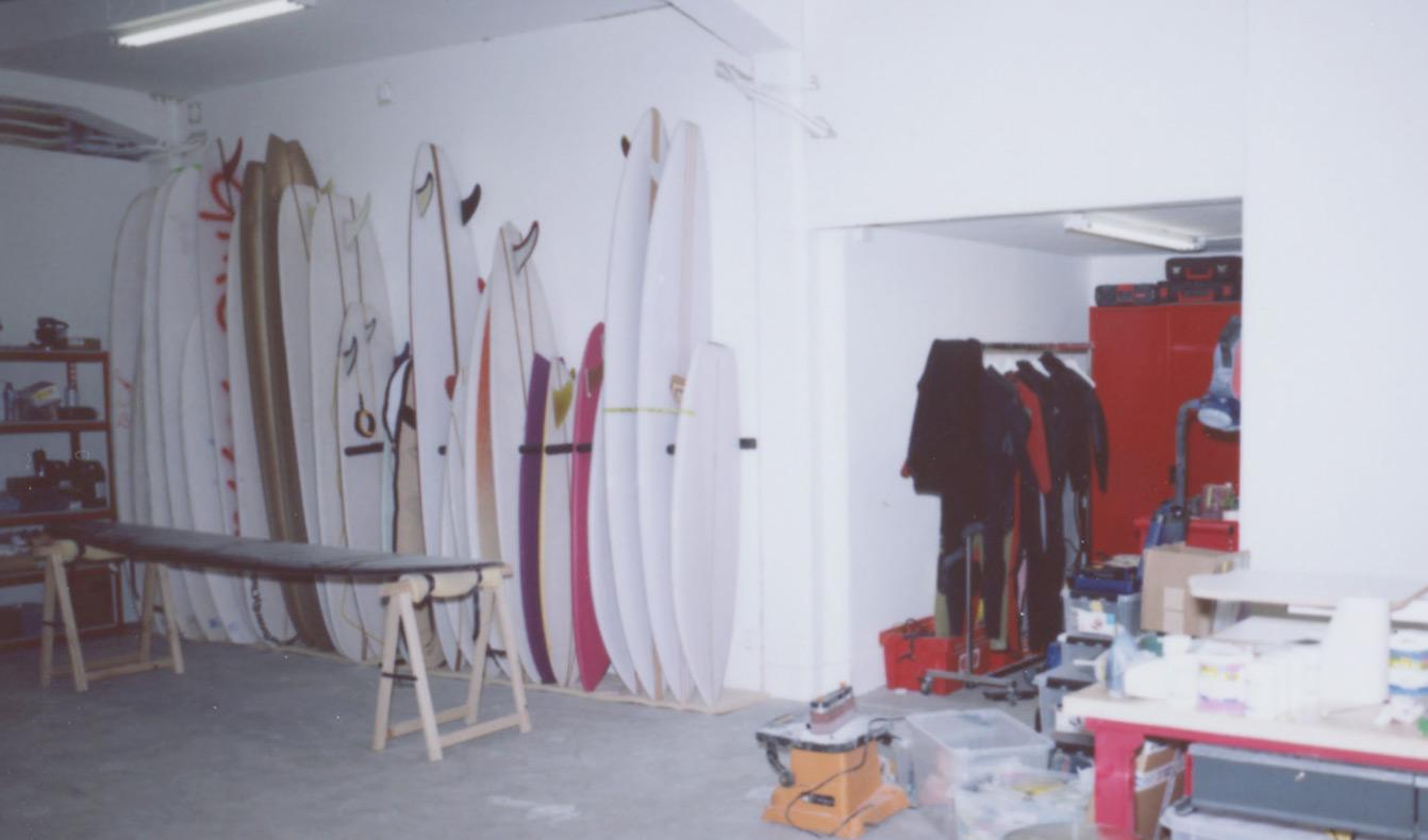 Stockholm Surfboard Club日本初上陸 ドーバー銀座で限定発売