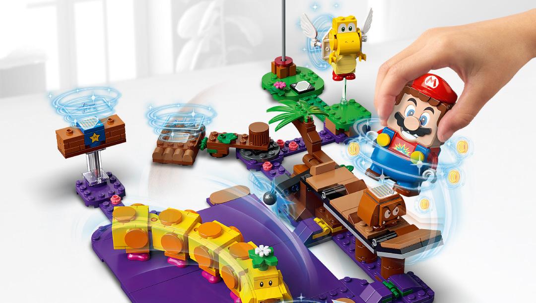 レゴ®東京店にスーパーマリオ続々 大阪ではレゴ®職人によるオリジナルコースも