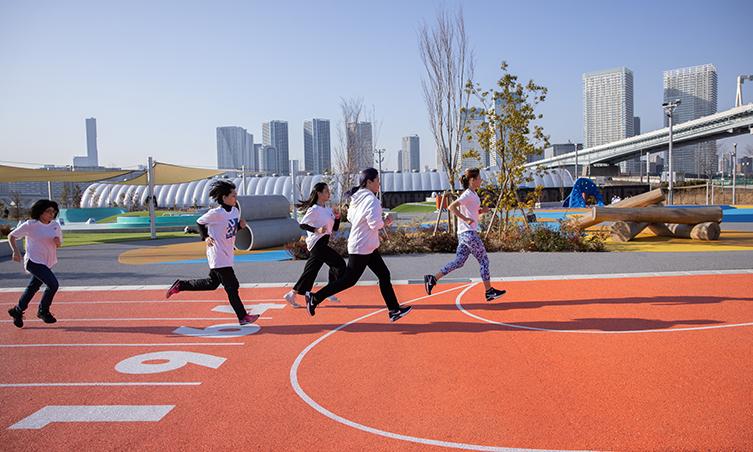 NIKE、国際女性デーに向けイベント開催 女性がスポーツ楽しめる環境づくり支援