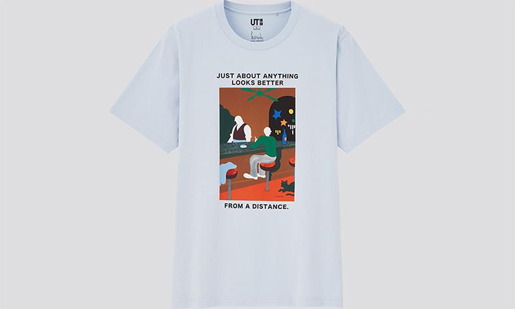 UNIQLO、村上春樹とコラボ 代表作や「村上 RADIO」をTシャツで表現