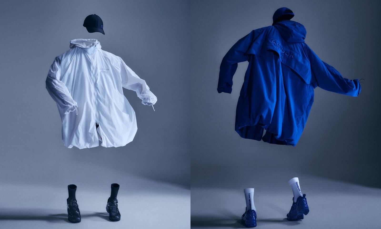 韓デザイナーのジュン・ジーとコラボ Reebokが新コレクション発売