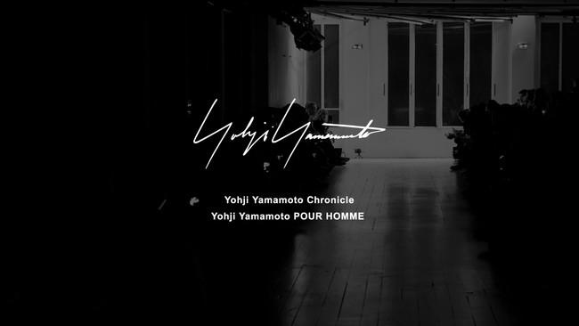 Yohji Yamamoto POUR HOMMEの40年遡る