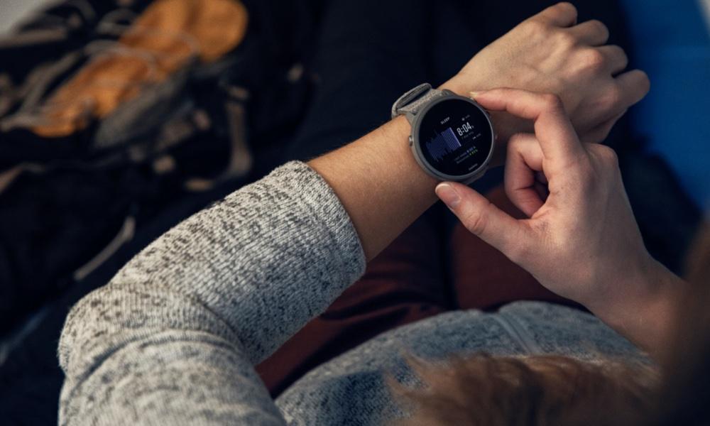 デザイン性高いSUUNTO 7に睡眠追跡機能搭載