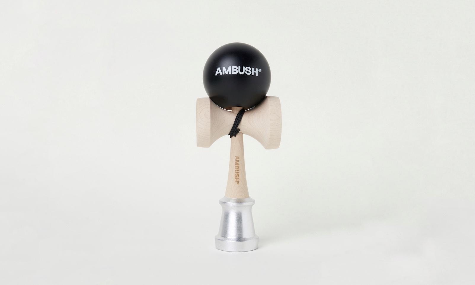 限定数量 AMBUSH®のけん玉発売