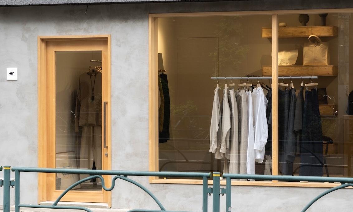 ディレクター髙島涼のコンセプトストア「+81」がリアル店舗オープン