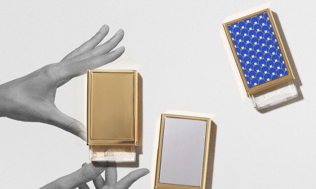 Cartier 携帯できる新フレグランスコレクション登場