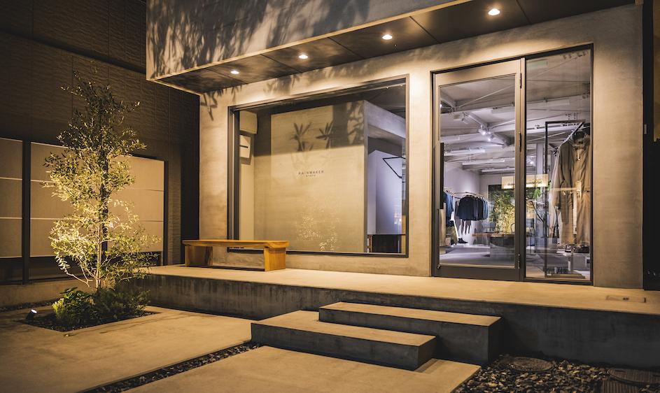 RAINMAKER、京都に新店舗オープン