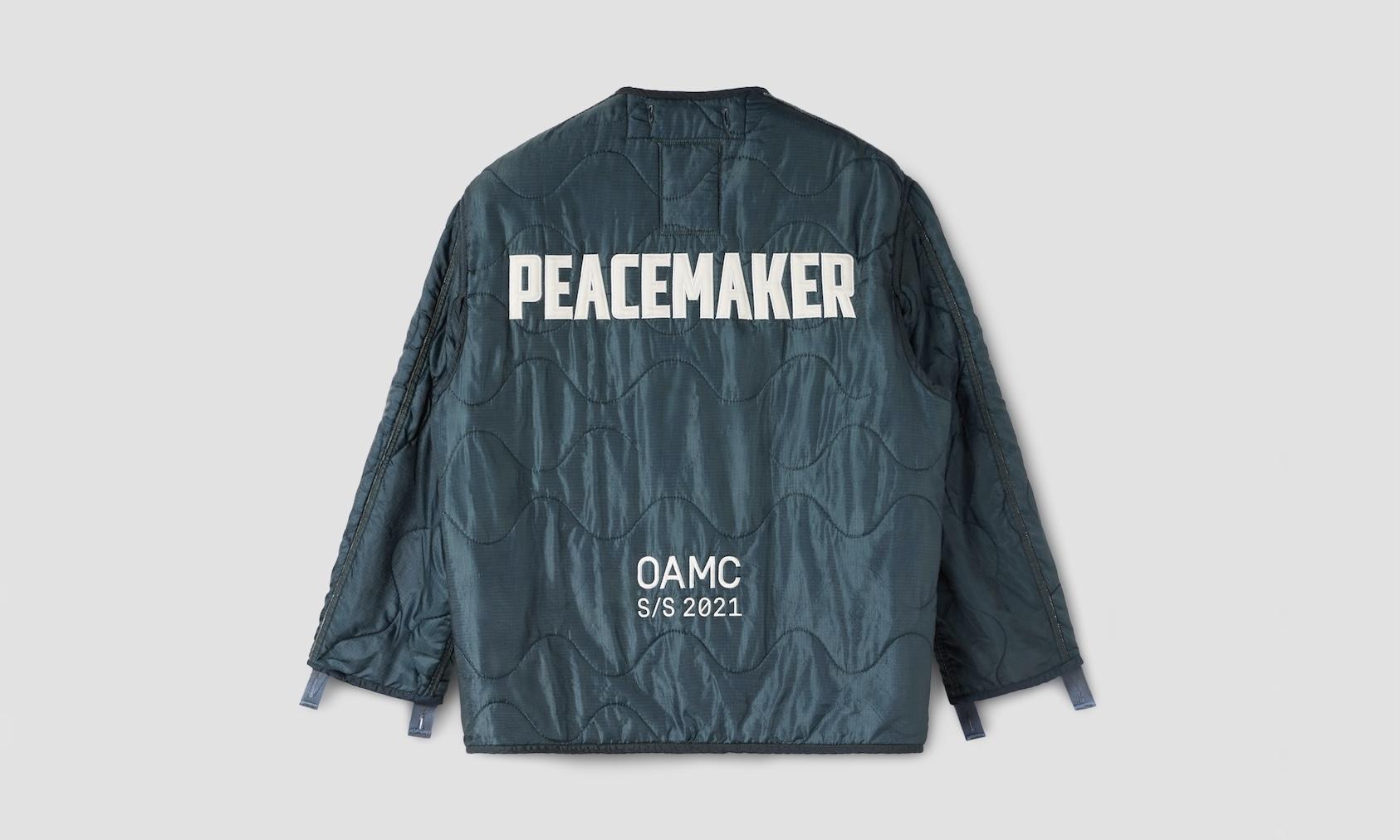 ジョン・バルデッサリに着想 OAMC新作ジャケット発売