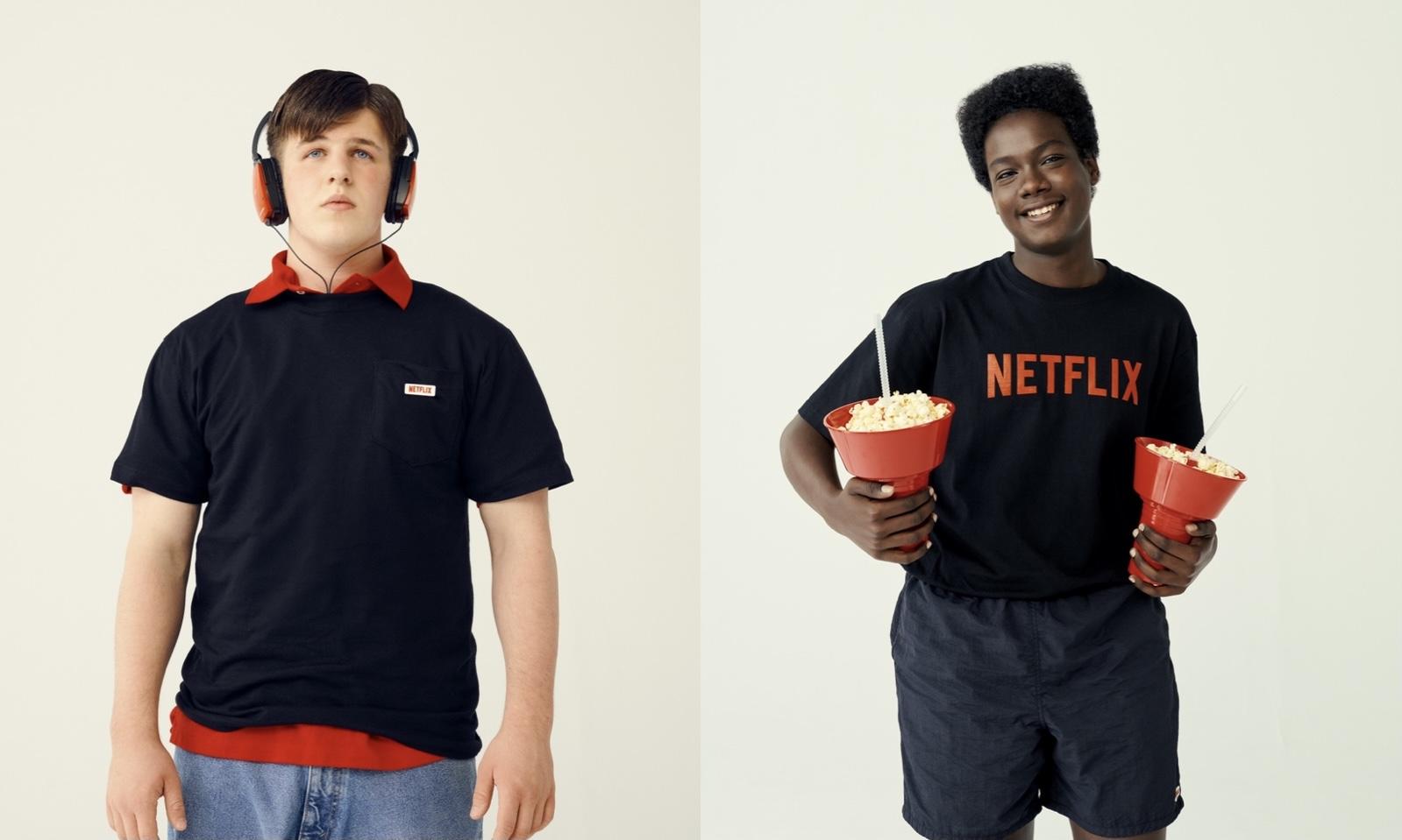 BEAMS、Netflixアニメと初コラボアイテム発売
