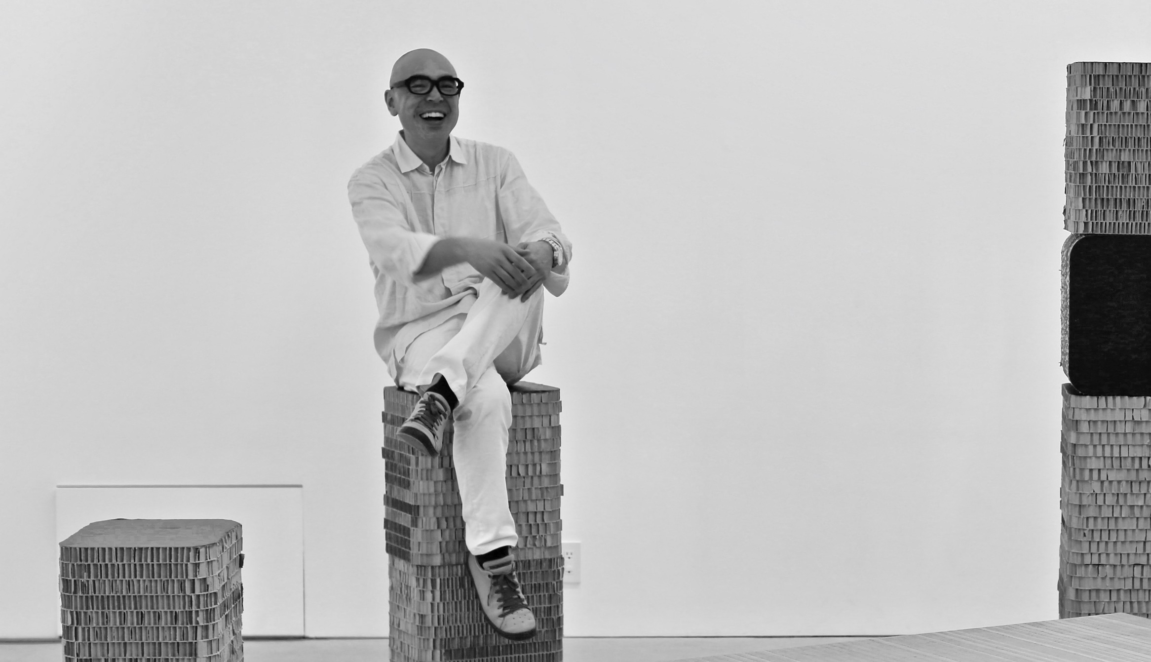 マルチに活躍する藤原大、初公開作品含む個展開催