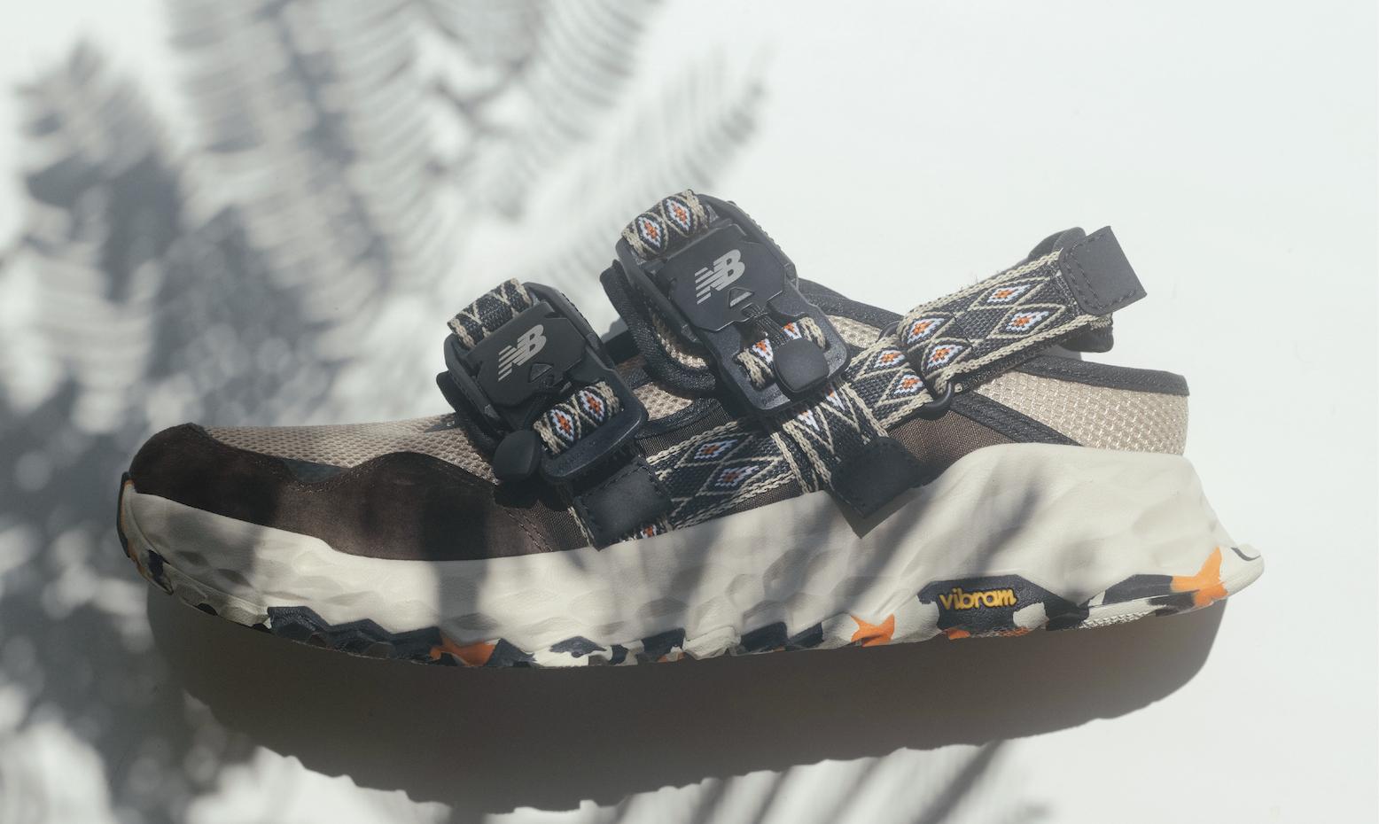 TDS New Balance 2wayサンダルから新色発売
