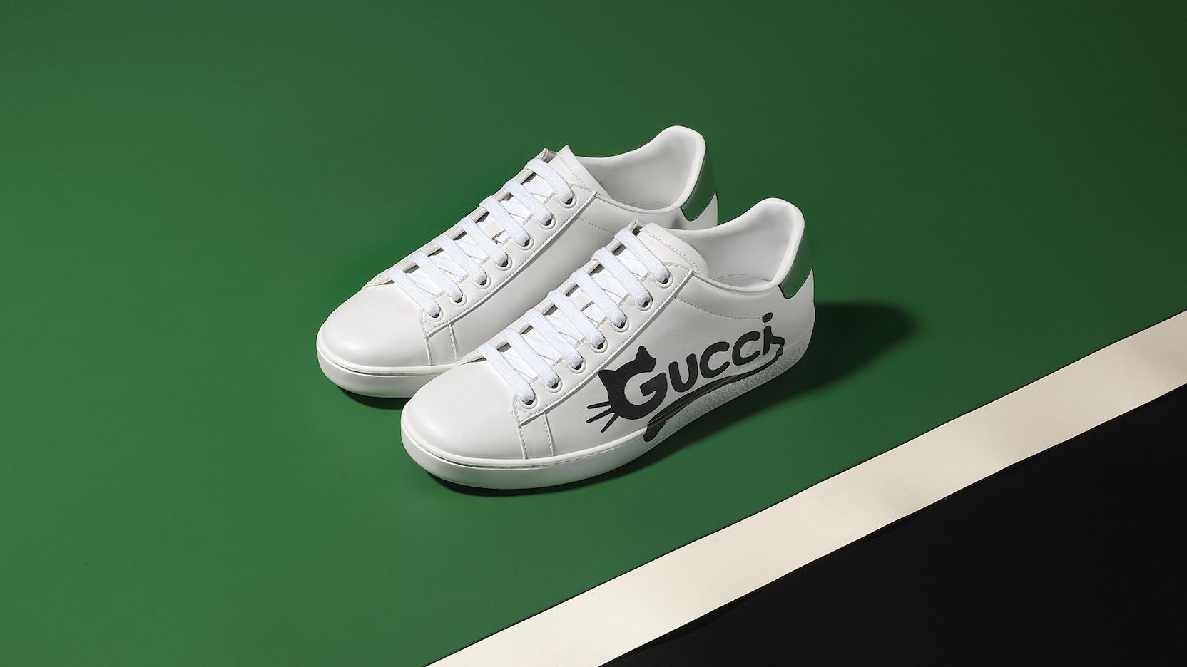GUCCI、ラグジュアリーファッションの素材を革新