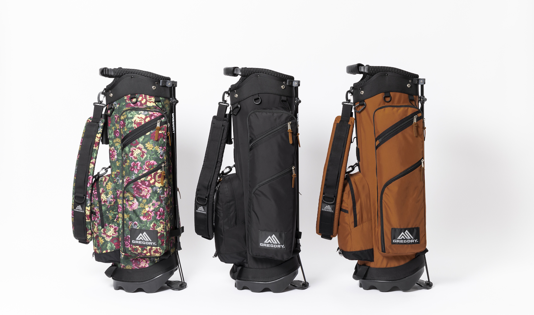 GREGORYにゴルフカテゴリー新登場 限定カラーなども発売