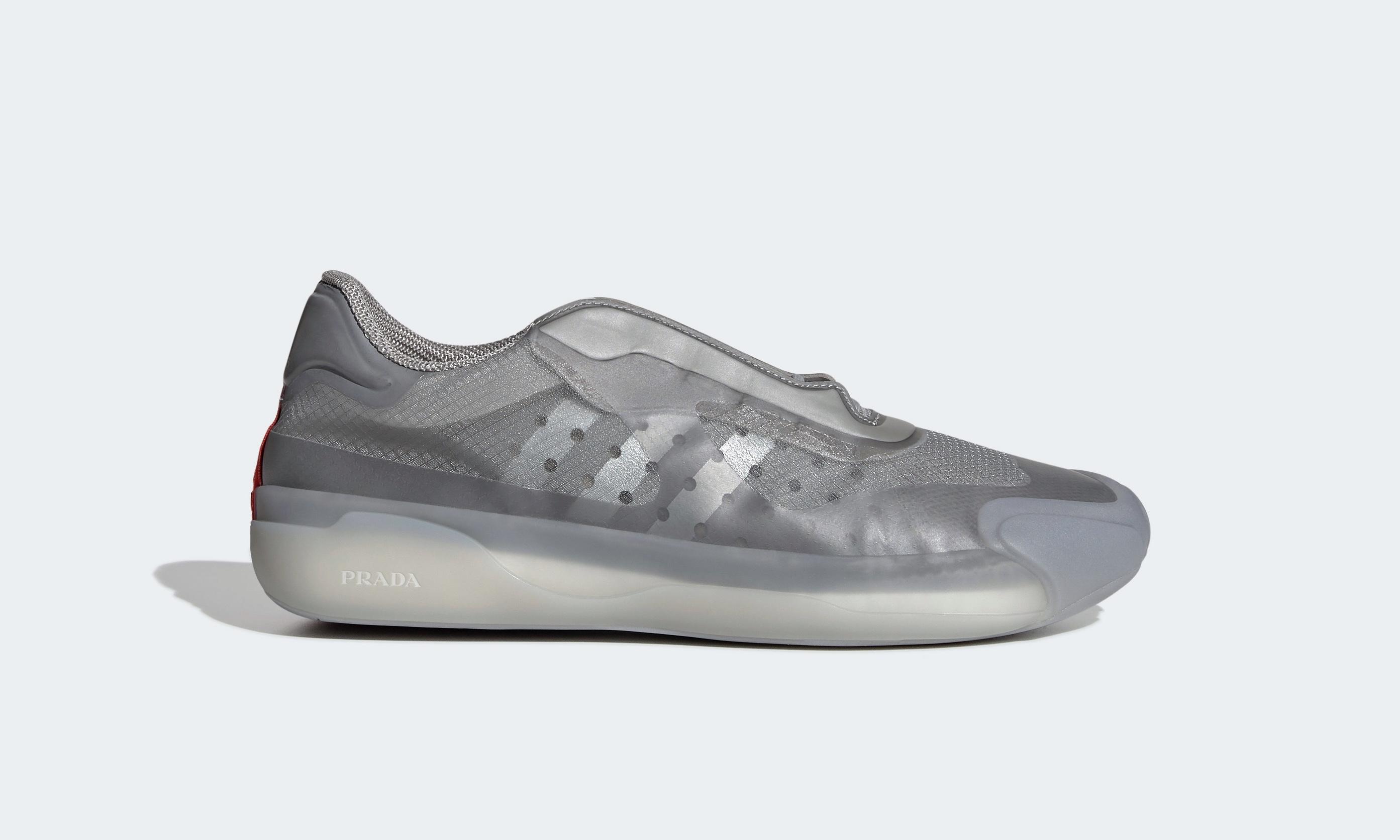 adidas×PRADA 昨年発売のコラボシューズに新色登場