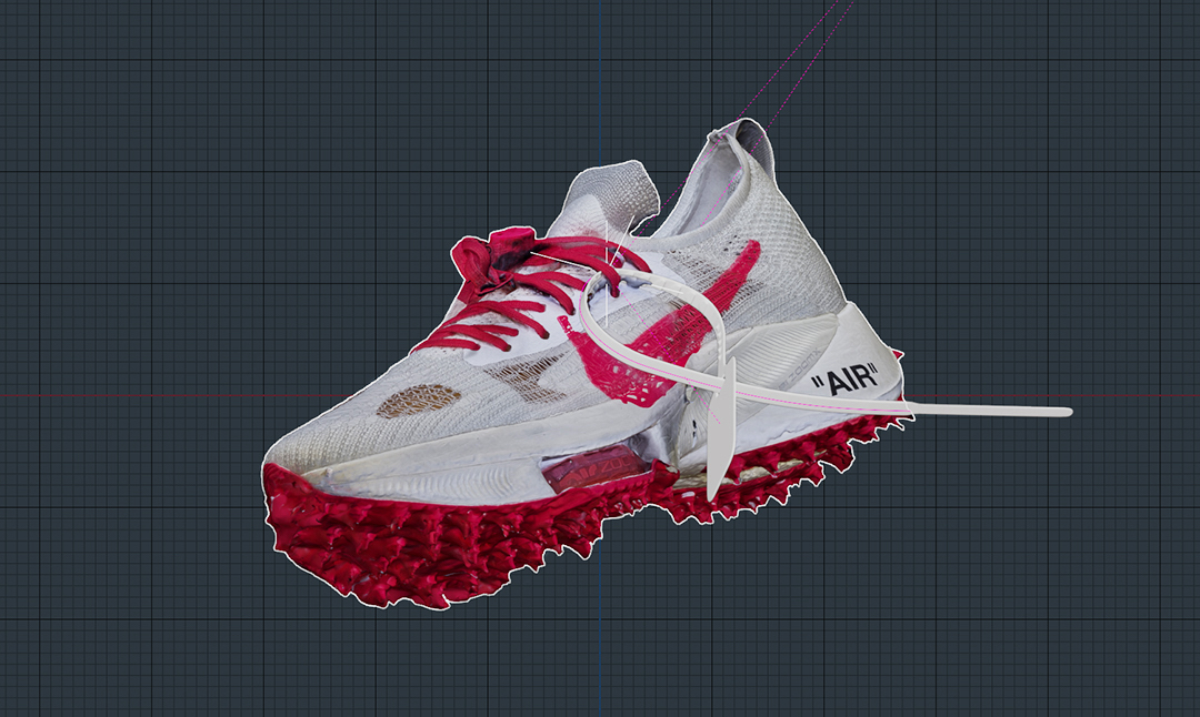 Nike×Off-White ™ スポーツから着想した新コラボコレクション発売