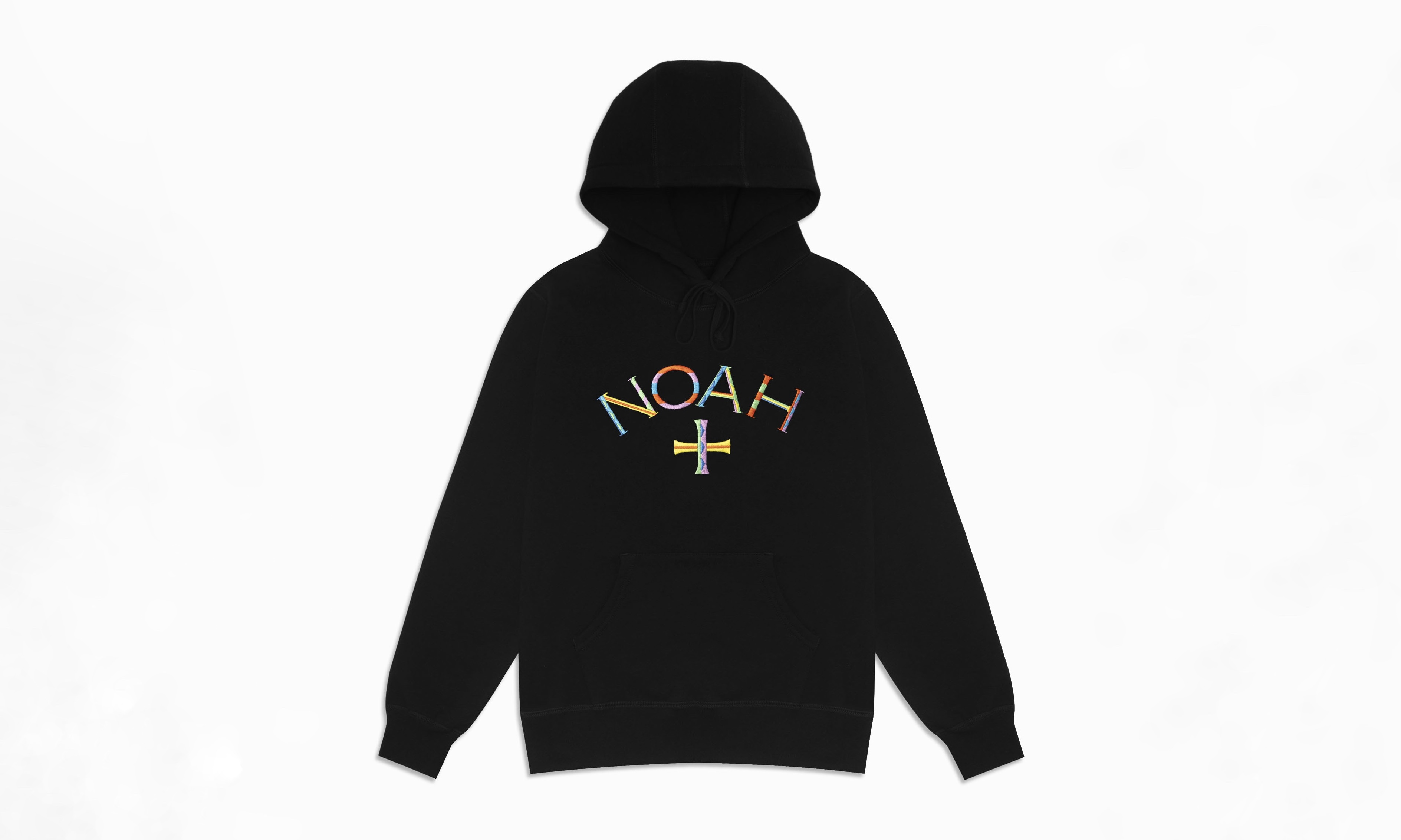 NOAH 刺繍ロゴのコレクション発売